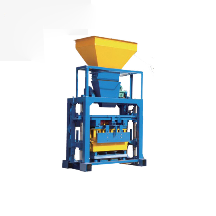 QT40-1 Manual brick machine