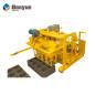 QT40-3A mobile block making machine