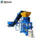 QT40-1 Manual brick machine