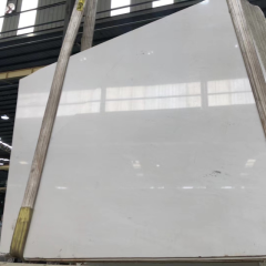 Yugoslavia white marble  big slabs
