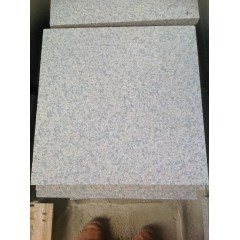 Sunset gold granite sandblast tiles