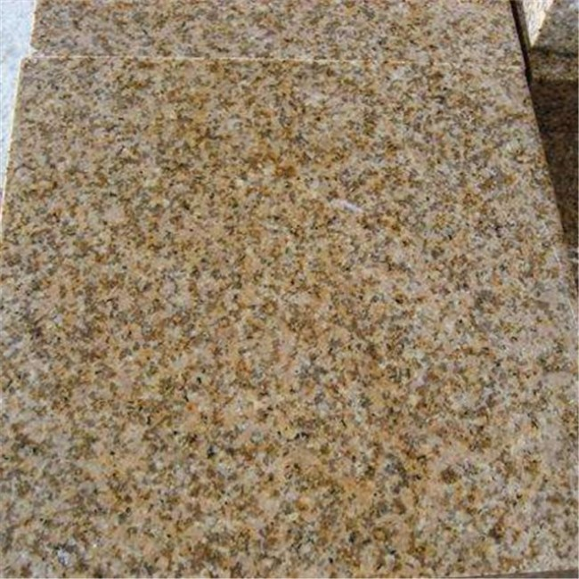 Polished G682 granite tile