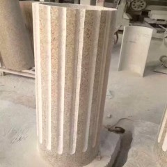 G682 granite hollow column