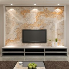 Marble Backdrop for inner wall