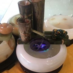 Onyx small indoor Fountain mini fountain