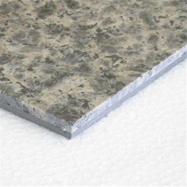 Aluminium plastic marble stone slabs