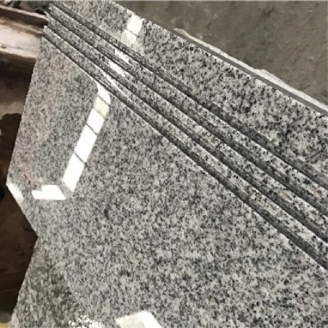 Polished G603 granite   Stair steps