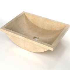 Customized  marble vessel sink