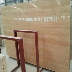 Yellow travertine slabs,China travertino slabs