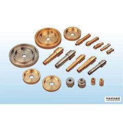 銅材CNC旋盤品