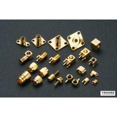 真鍮材CNC旋盤品