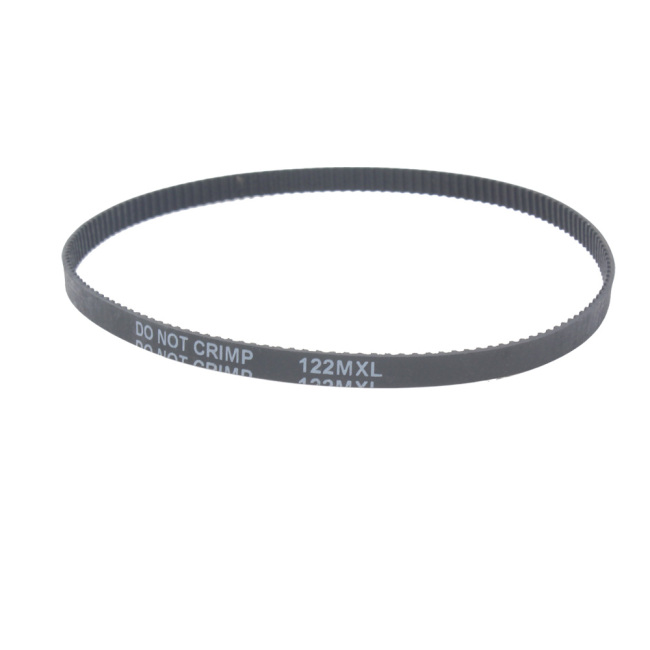 122MXL Type Closed Synchronous Belt 5mm Width