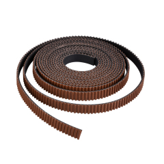 5m Brown GT2 Timing Belt for 3D Printer by LINGLONG