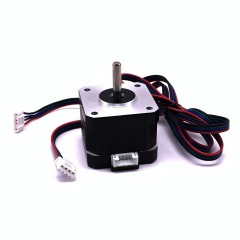 (Pack of 4pcs)NEMA17 Stepper Motor High Torque Bipolar DC Step Motor Kit by LINGLONG