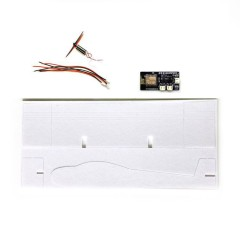 T-thruster DIY WiFi Wireless Module Controlled Tiny Plane KIY ESP8266 development
