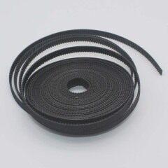 5m Black GT2 Timing Belt for 3D Printer by LINGLONG