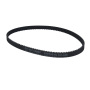 S3M-336 Rubber Timing Belt Synchronous Closed Loop  6mm Width