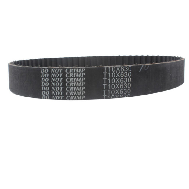 T10×630 Type Closed Synchronous Belt 25MM Width