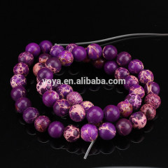 SM3015 Purple impression Jasper Beads,Purple Sea Sediment Jasper Beads