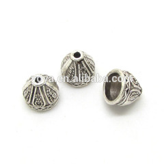 JS0944 Wholesale metal end caps for jewelry or tassels