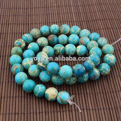 SM3016 wholesale imperial jasper beads, sea sediment jasper beads
