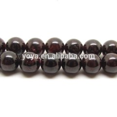 GB5120 Natural Garnet Beads,Round red garnet Beads