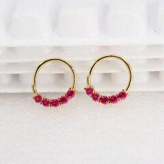 2020 new Womans Fashion Dainty CZ Huggie Earrings, Women's Pretty Dainty CZ Micro Huggies Hoop Earring