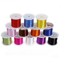 ST1013 Stretchy elastic wire string thread cord,jewelry making elastic beading cord