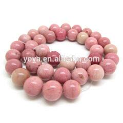 SB6215 Natural Rhodonite beads,pink gem stone beads