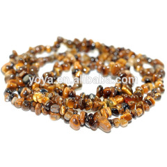 SB6232 Tiger eye gemstone chips, natural stone chips in bulk hotsale