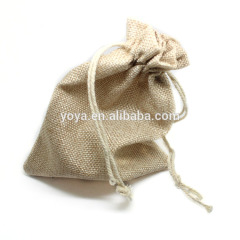 BP0703 Fashion jewelry linen jute burlap pouch bags,gife bags for bracelets