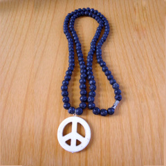 NE2013 Fashion jewelry peace sign necklace,peace pendant necklace