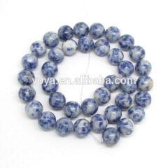 SB6336 Blue Spot Jasper Beads,loose jewelry Beads