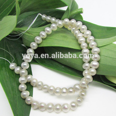 FWP0001 wholesale A+ 6-7mm round freshwater pearl