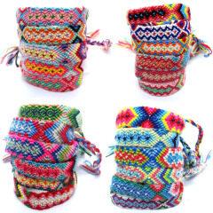 FL0891 Fashion colorful cotton braided handmade friendship bracelet,african friendship bracelets,mexican friendship bracelets