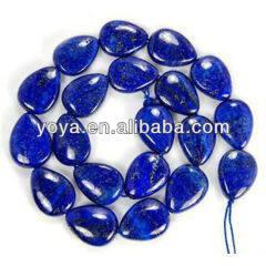 LL1014 Natural Lapis Lazuli teardrop beads,lazuli teardrop beads