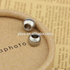 hardware accessories S652 stainless steel jewelry finding jewelry interval bead