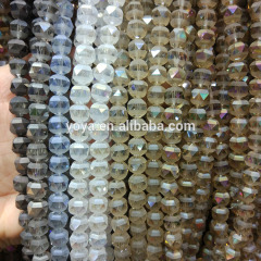 CC1718 Wholesale Faceted Chinese crystal beads,faceted crystal glass round ball beads