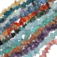 SB6258 Freeform 100% natural gemstone chip beads,natural stone chip beads