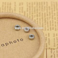 hotsale S637 jewelry findings stainless steel jewelry bead