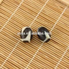 AB0173 Natural tibetan agate dzi drum beads,DIY jewelry drum beads