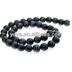TE3008 Natural blue tiger eye stone beads