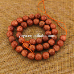 GS4006 Faceted Goldstone Beads,Gold Sand Stone Beads