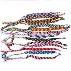 FL0888 Handmade Friendship Bracelet Cotton,Hot Sale Friendship Bracelet Cotton