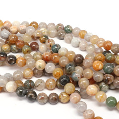 AB0365 Natural bamboo agate beads,stone beads