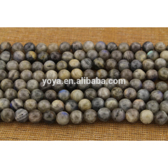 LA5001 Blue Flash Labradorite Round Beads,Labradorite Gemstone Loose Beads