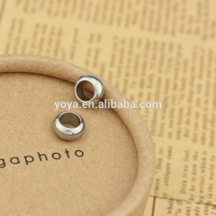 hotsale S638 stainless steel jewelry findings stainless steel jewelry bead