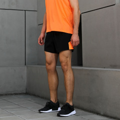 NEW unisex training Quick drying running vest casual shorts loose