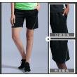 B16d-1 black shorts