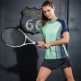 new tennis leisure sports skirt badminton suit wholesale printing